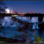 Americké vodopády Niagara
