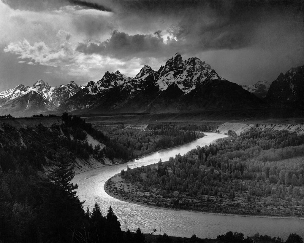 Ansel Adams_The_Tetons_and_the_Snake_River