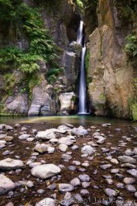 Azory - vodopád