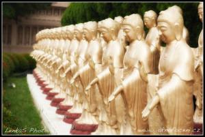 Buddhové ve Foguangshan