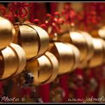 Tchaj - wan - Detail z chrámu II