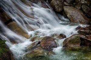 Dlouhý vodopád IV