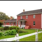 Dům v Pioneer Village skanzenu