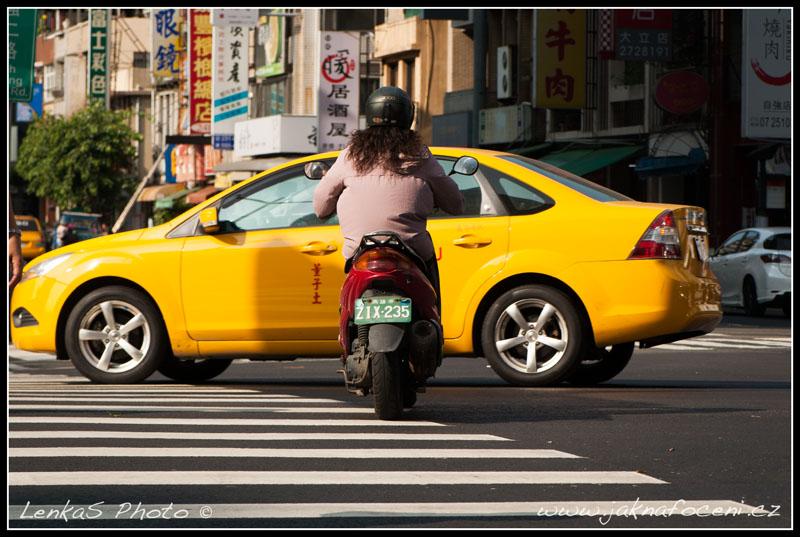 Taiwanský provoz