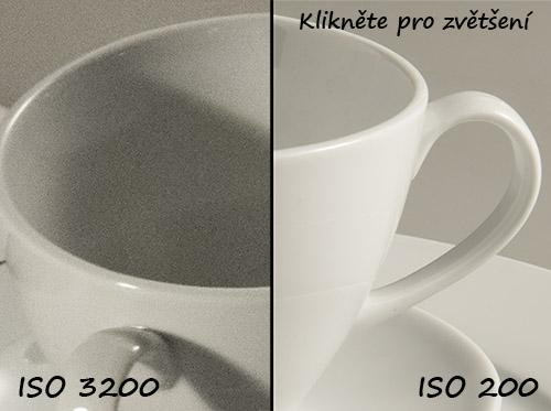 ISO - citlivost