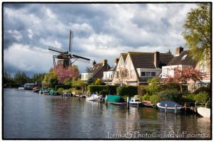 Kanál - Holandsko