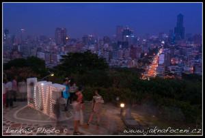 Kaohsiung v noci