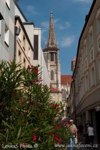 Katedrála v Regensburgu