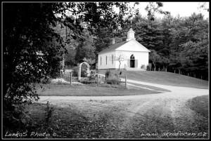 Kostel v Pioneer village