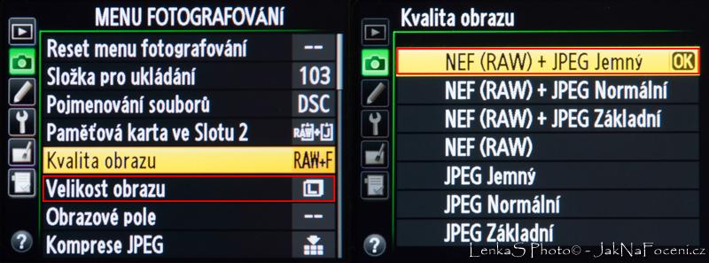 Nikon - kvalita fotografií
