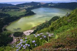 Lagoa das Furnas - Azory