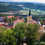Městečko Leuchtenberg