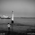 Lisabon na břehu řeky Tejo