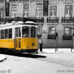Lisabon tramvaj I
