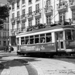 Lisabon tramvaj III