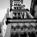 Lisabon výtah St.Justa
