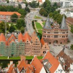 Lübeck z Petrikirche