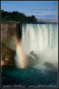 Niagarské vodopády