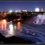 Noc u Niagara Falls