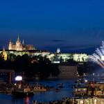 Ohňostroj - festival na Vltavě
