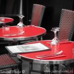 Paříž kavárna