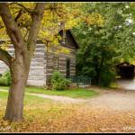 Pioneer village skanzen