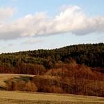 Poblíž Luhačovické přehrady
