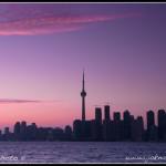 Pohled na Toronto