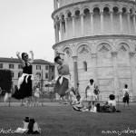 Pred šikmou věží - Pisa
