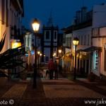 São Jorge Velas v noci