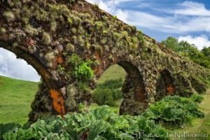Sao Miguel - starý akvadukt