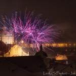 Silvestr v Praze II