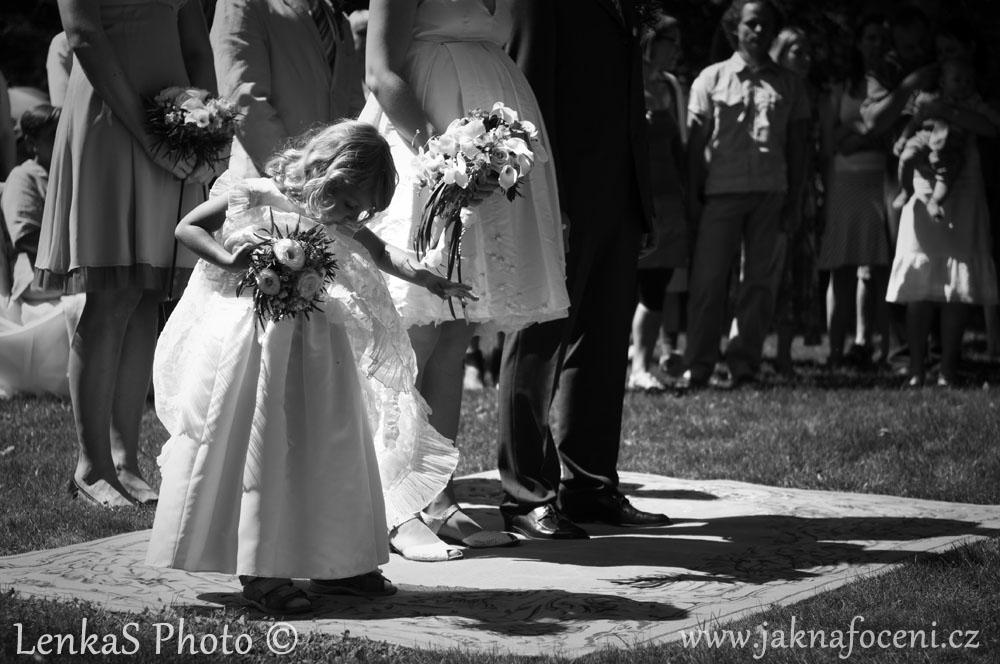 Svatba - zábavné okamžiky