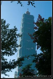 Taipei a mrakodrap 101