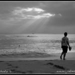 Taiwan - na pláži