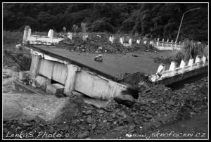 Tchaj-wan - ničivá síla přírody