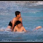 Jižní Taiwan - na pláži