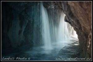 Jeskyně Water curtain, Taroko