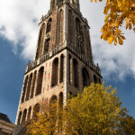 Utrecht na podzim