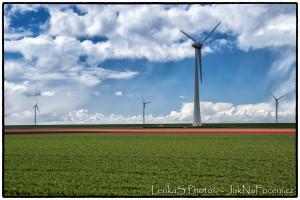 Větrníky - Holandsko