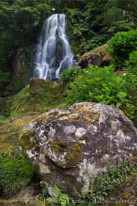 Vodopád - Azory