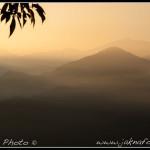 Východ slunce v Alishanu