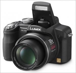 Jak vybrat fotoaparát - falešná zrcadlovka EVF
