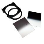 šedé přechodové filtry