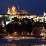 noční fotografie Praha