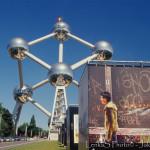 Atomium - Brusel
