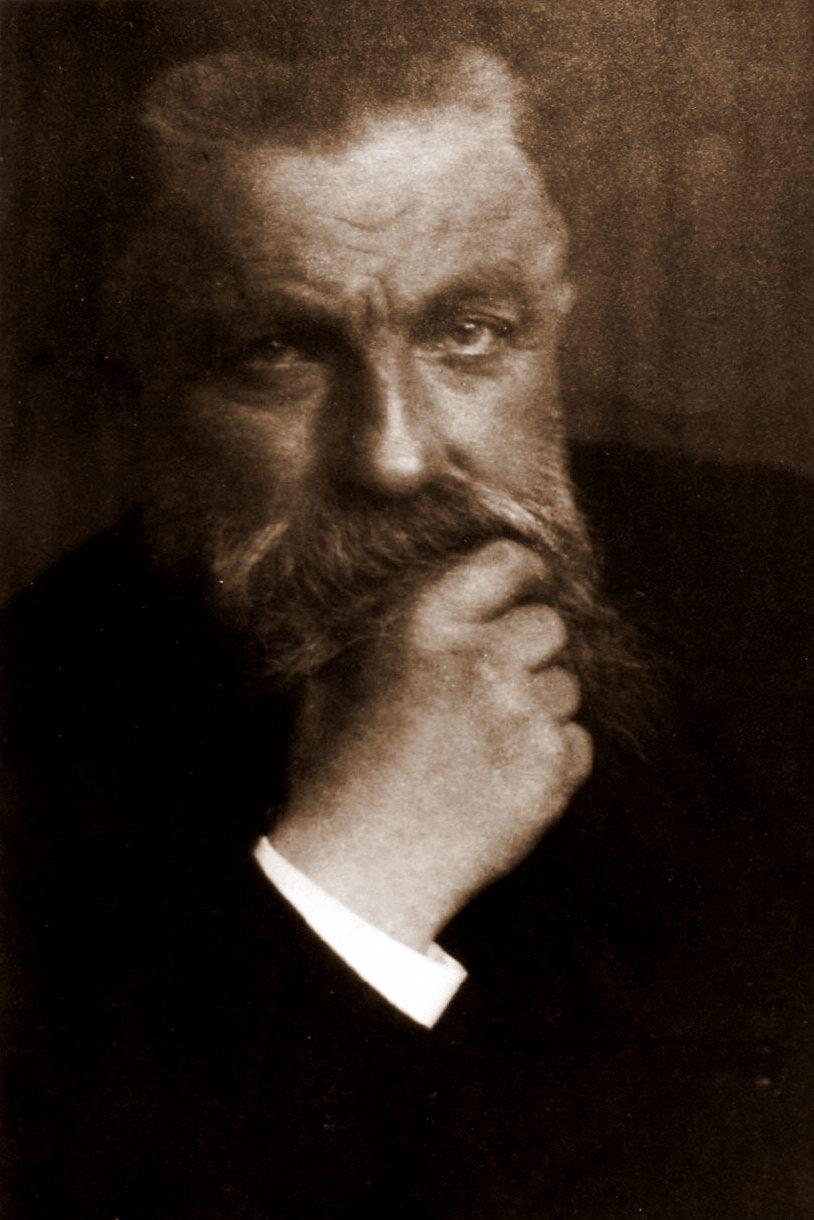 Auguste Rodin, Edward Steichen, 1902, Wikimedia Commons.