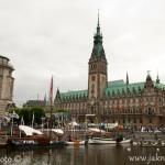 Hamburská Radnice