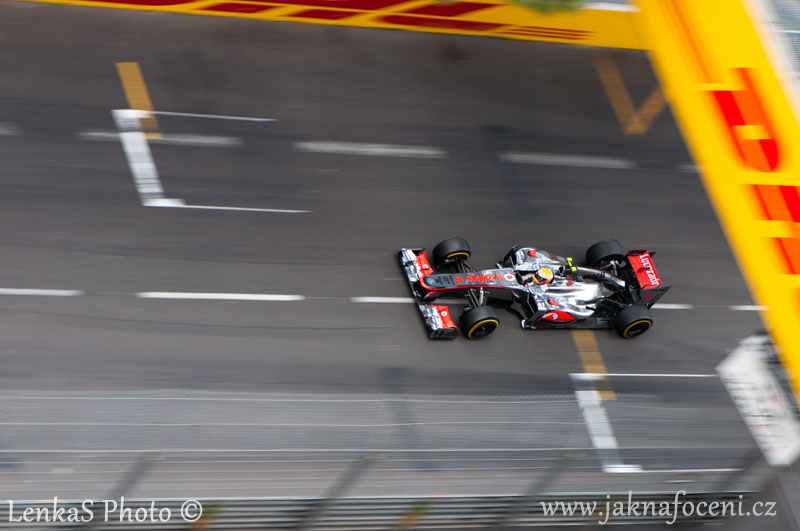 Jak fotit pohyb auta formule 1