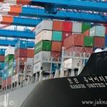 Kontejnerová loď Hamburk